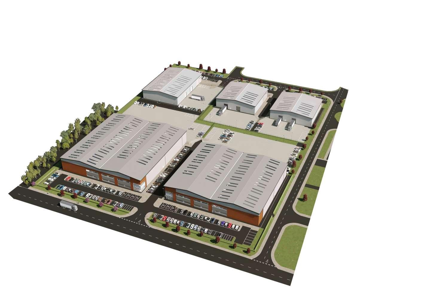 Industrial Warrington, WA3 6WU - 720 & 721 Daten Avenue - 19