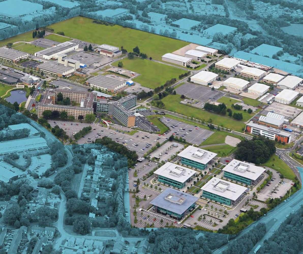 Industrial Warrington, WA3 6WU - 720 & 721 Daten Avenue - 2