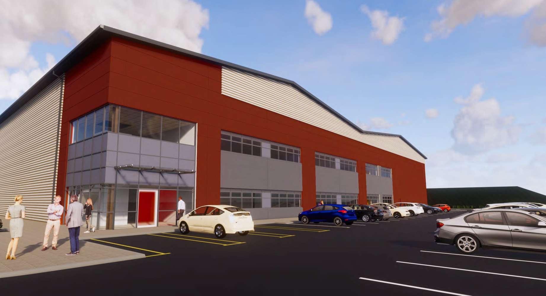 Industrial Warrington, WA3 6WU - 720 & 721 Daten Avenue - 5