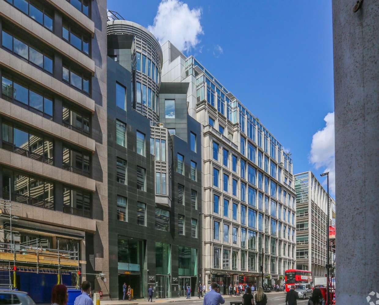 Office London, EC2A 1NQ - 125 Finsbury Pavement - 3