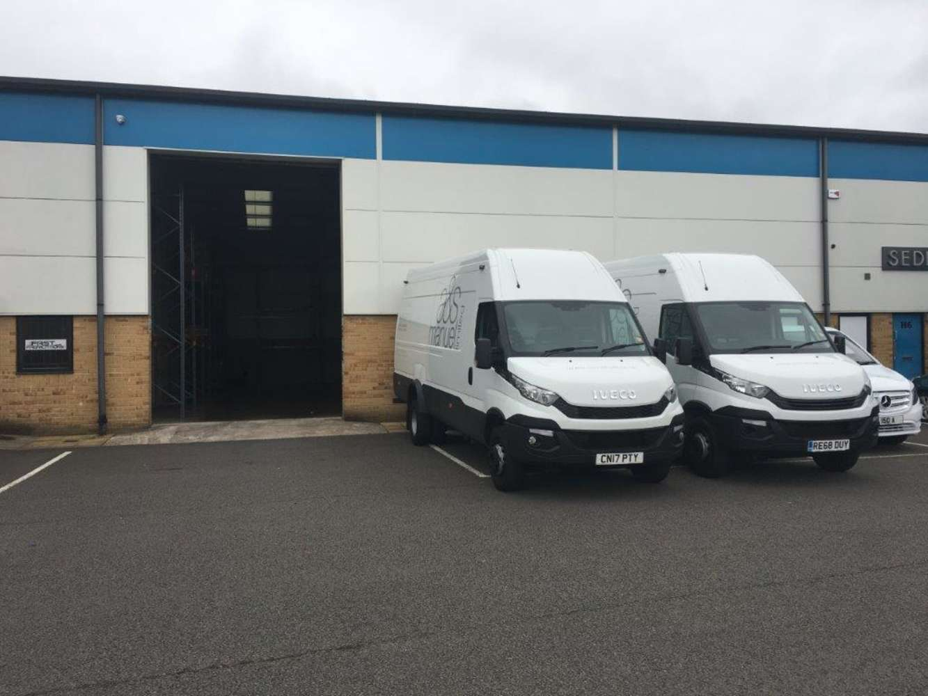 Industrial Cardiff, CF3 2PX - Unit H5, The Levels Business Park - 2834