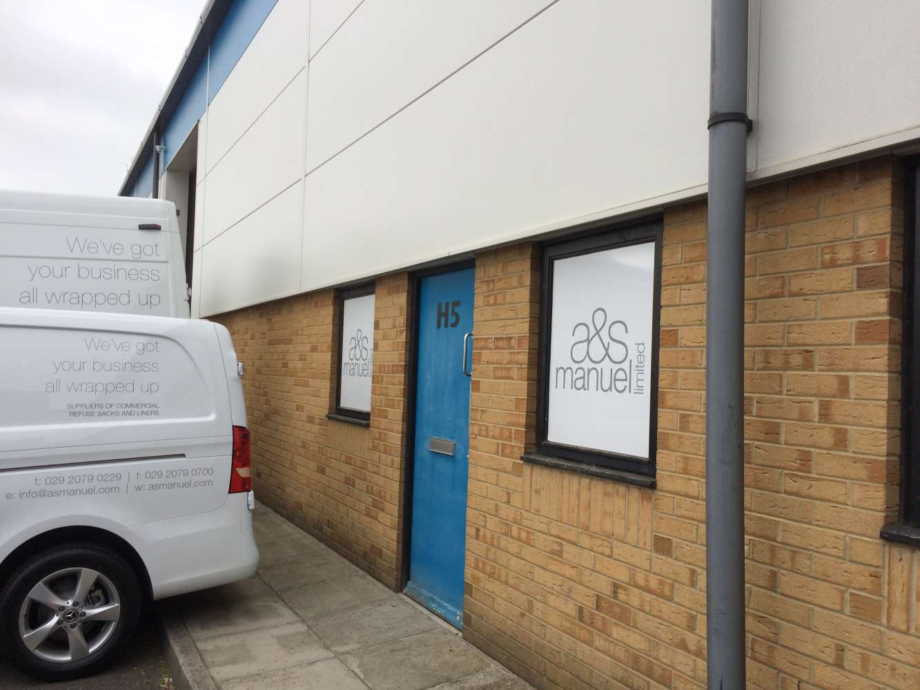 Industrial Cardiff, CF3 2PX - Unit H5, The Levels Business Park - 3212