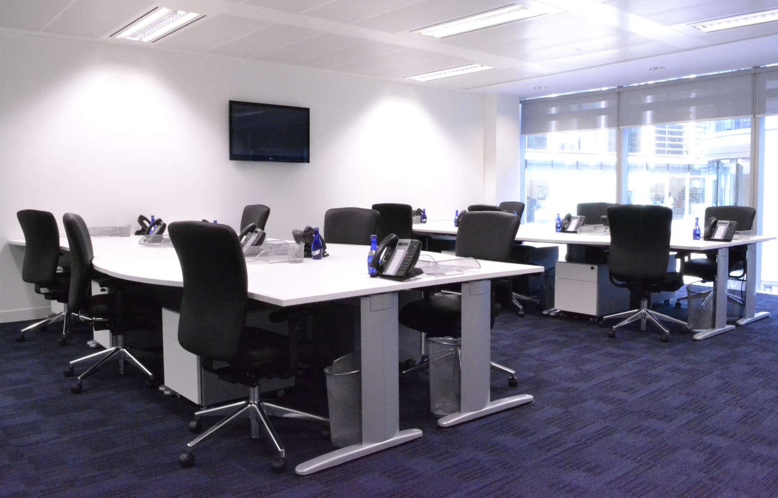 Serviced office London, EC2V 6DN - 107 Cheapside - 4
