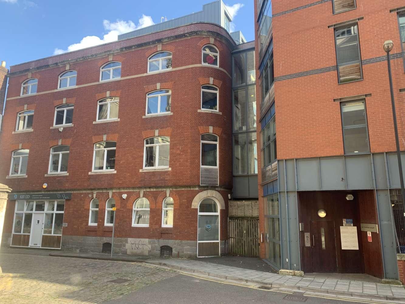 Office Bristol, BS1 6JG - St Thomas Court - 2502