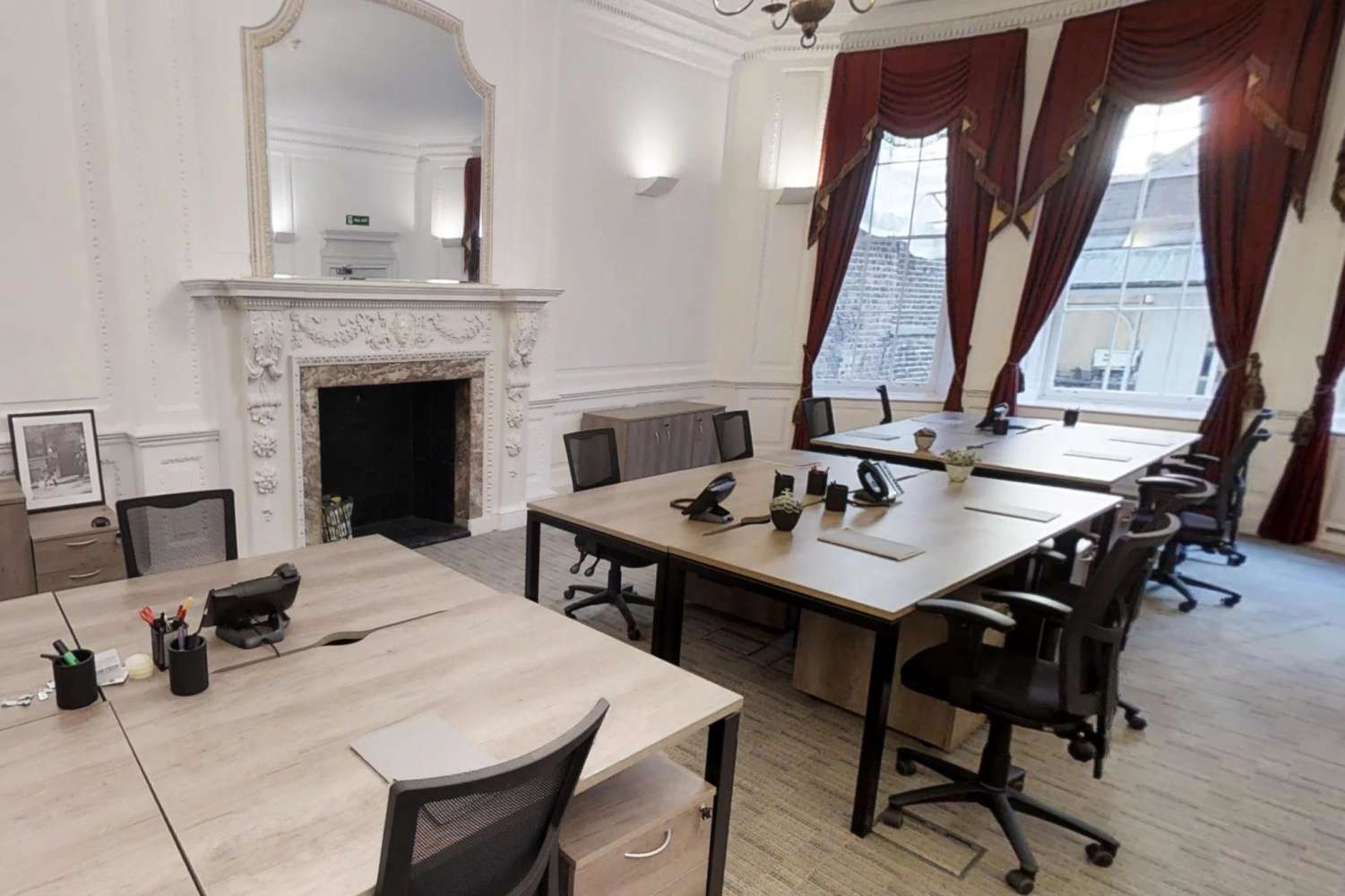Serviced office London, W1G 0PG - 4 Cavendish Square  - 02