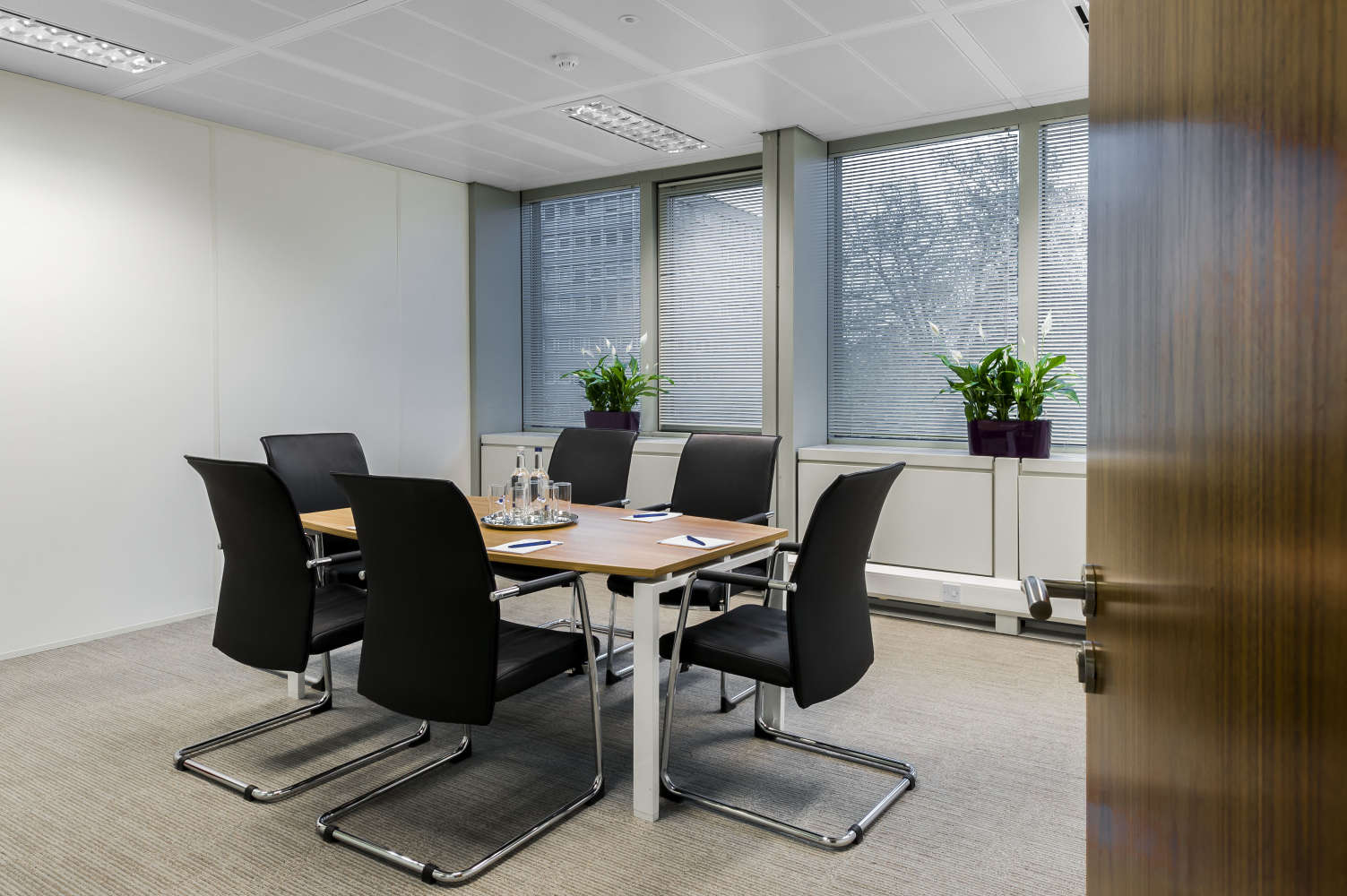 Serviced office London, NW1 2DX - Evergreen House North  - 5619
