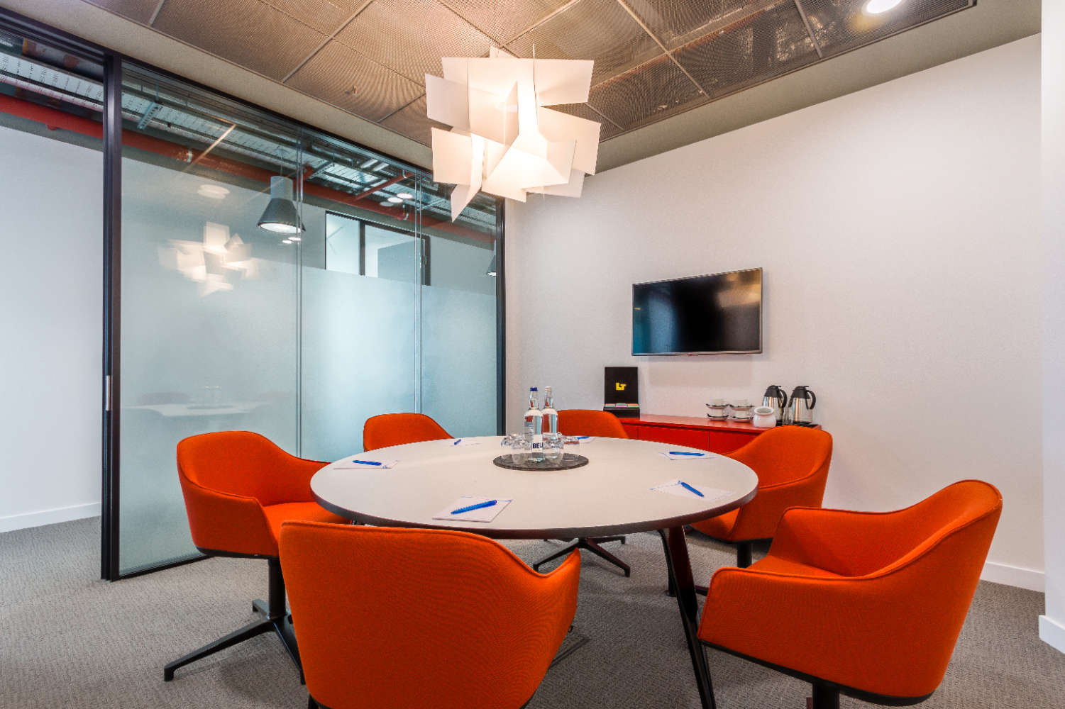 Serviced office London, W2 1AY - Merchant Square  - 10