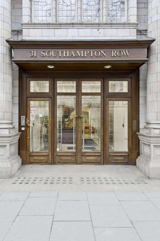 Serviced office London, WC1B 5HJ - Southampton Row  - 20198