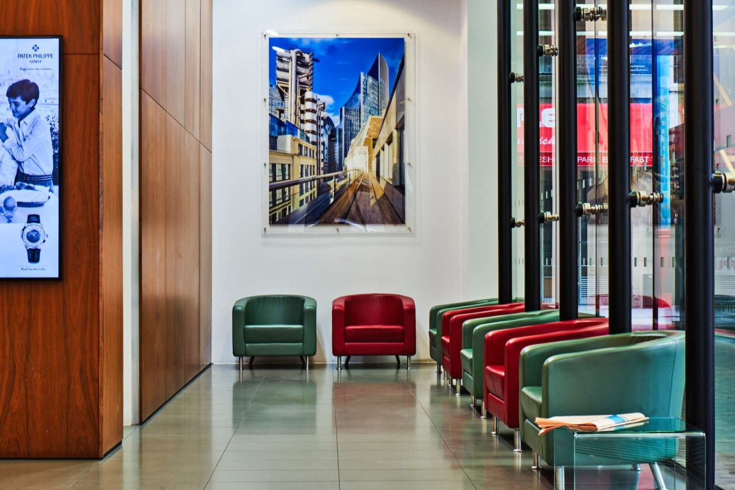 Serviced office London, EC3M 7AT - Lime Street - 1