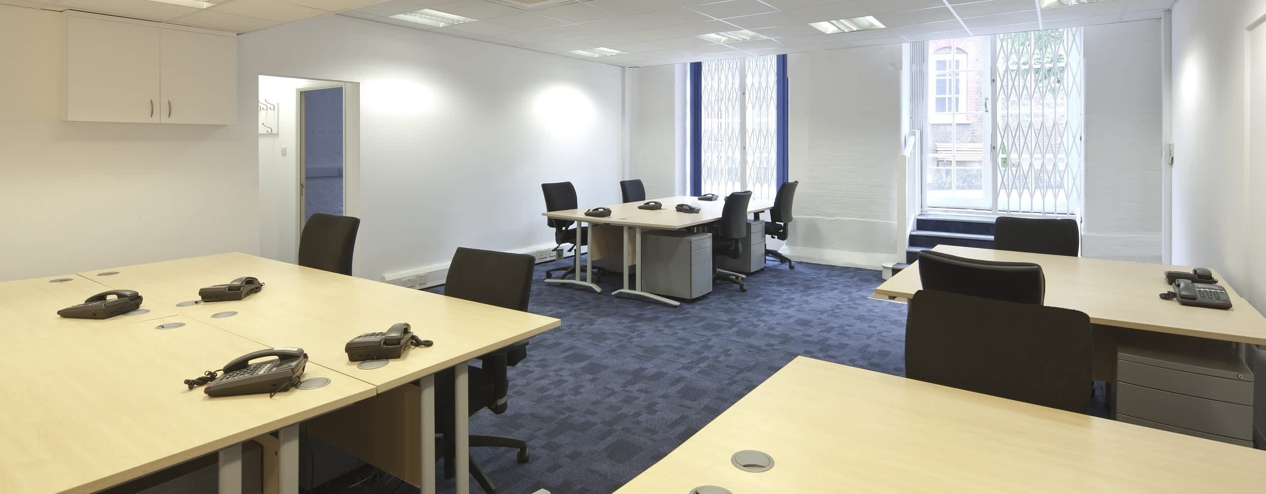 Serviced office London, SE1 7QY - The Chandlery - 1