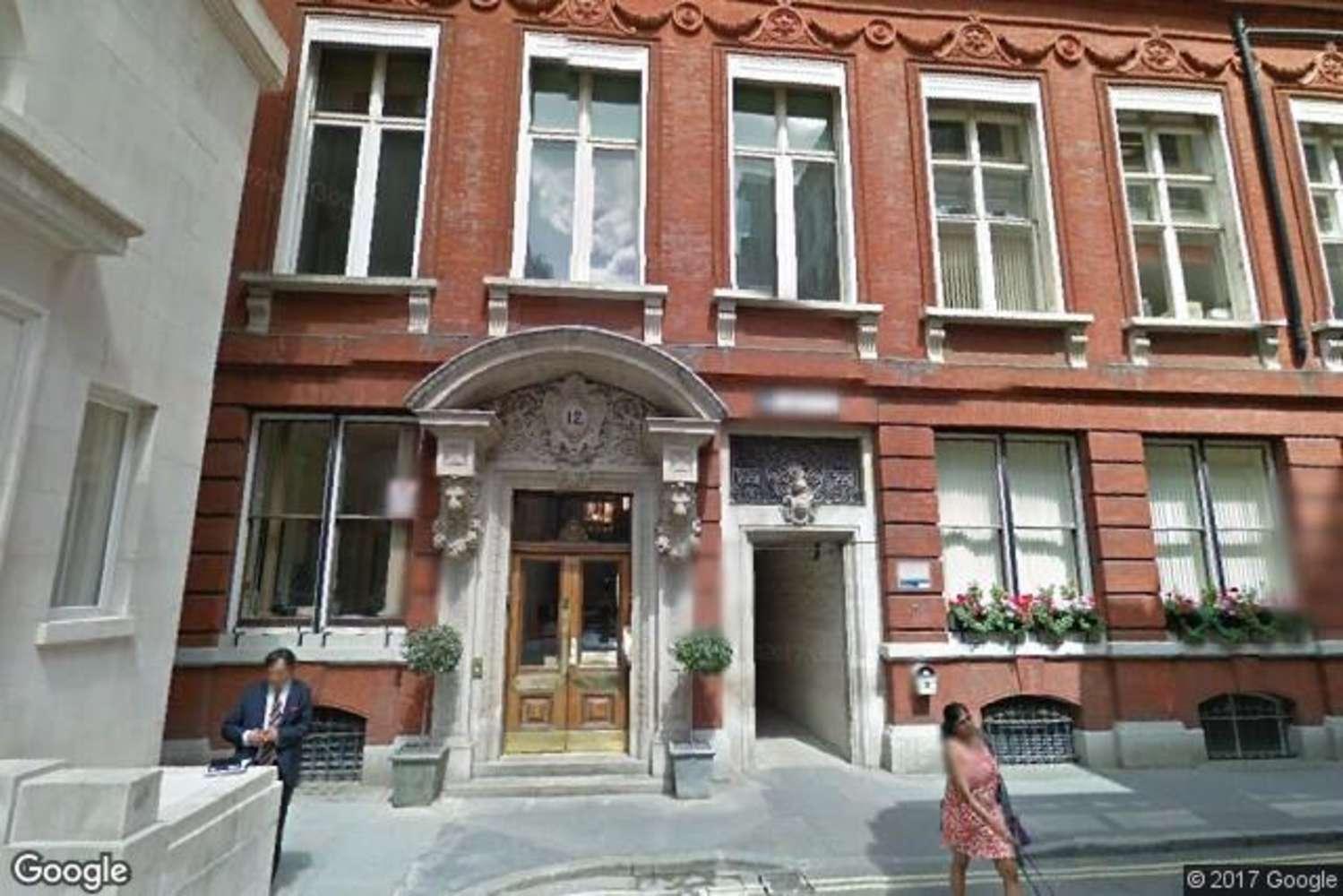Office London, EC2R 7AS - Token House - 35349