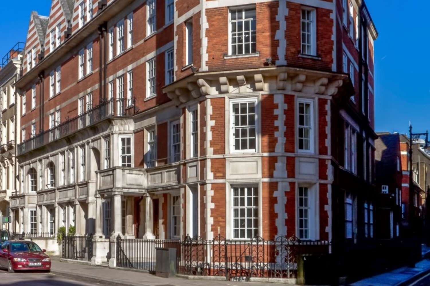 Serviced office London, W1K 5DB - 42 Brook Street  - 1