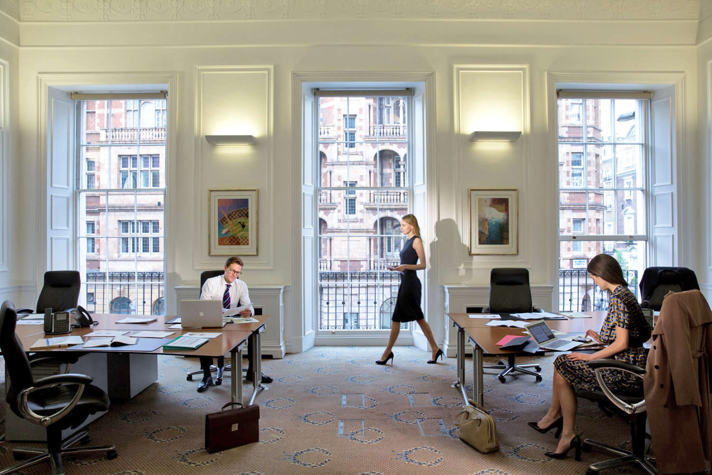Serviced office London, W1G 0PH - 17 Cavendish Square  - 02128