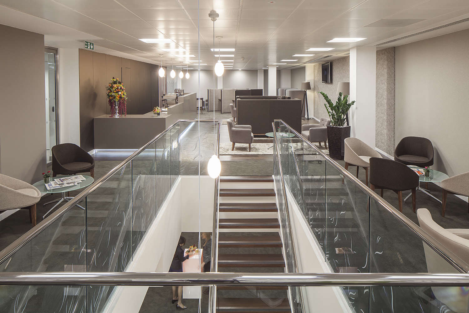 Serviced office London, EC2V 7NQ - 85 Gresham Street  - 6676