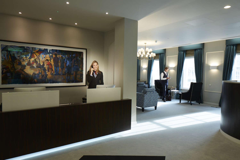 Serviced office London, EC2V 8AU - 1 King Street  - 01016