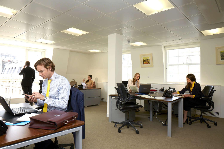 Serviced office London, EC2V 8AU - 1 King Street  - 05067