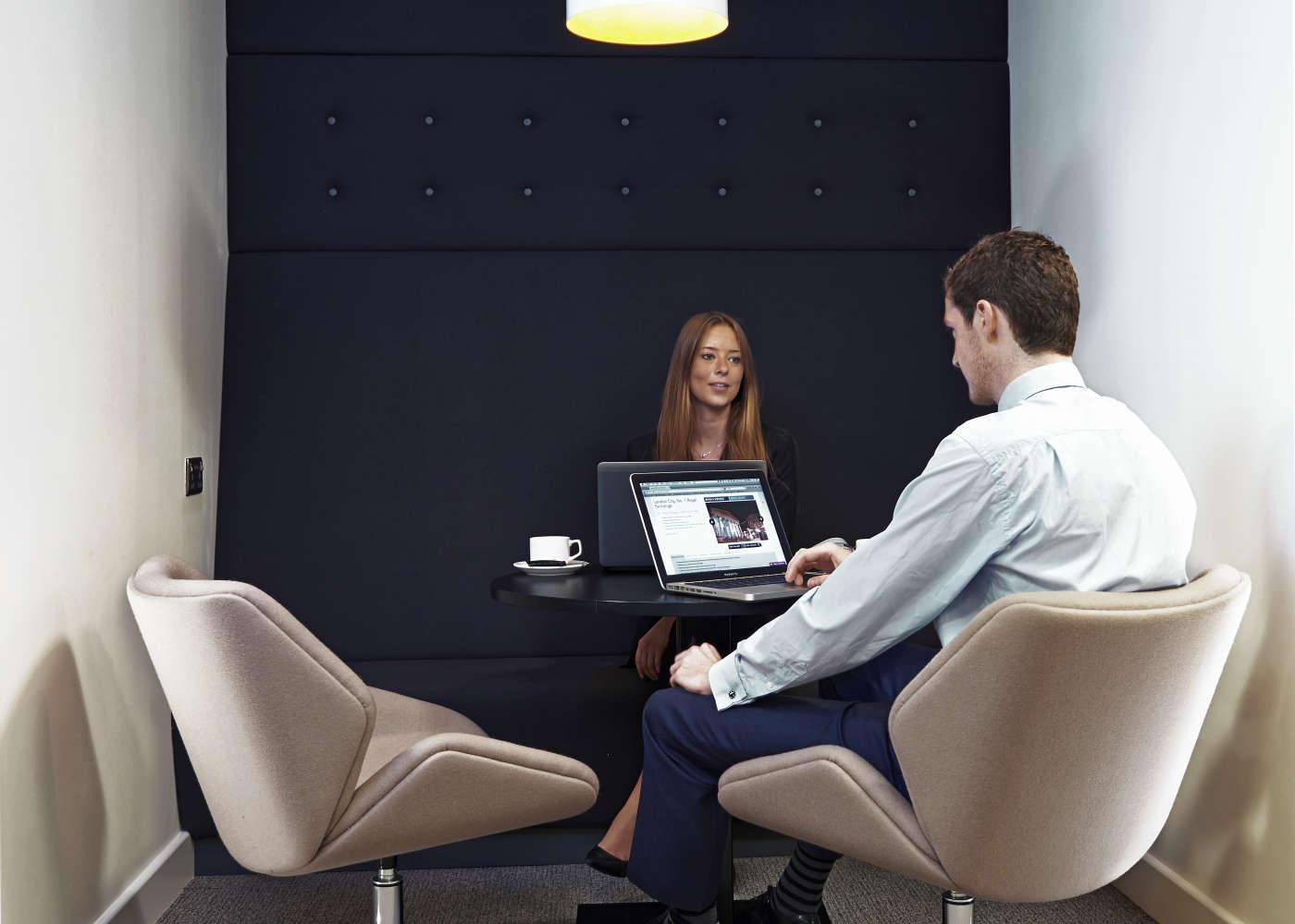 Serviced office London, EC3V 3DG - No. 1 Royal Exchange  - 1409080040