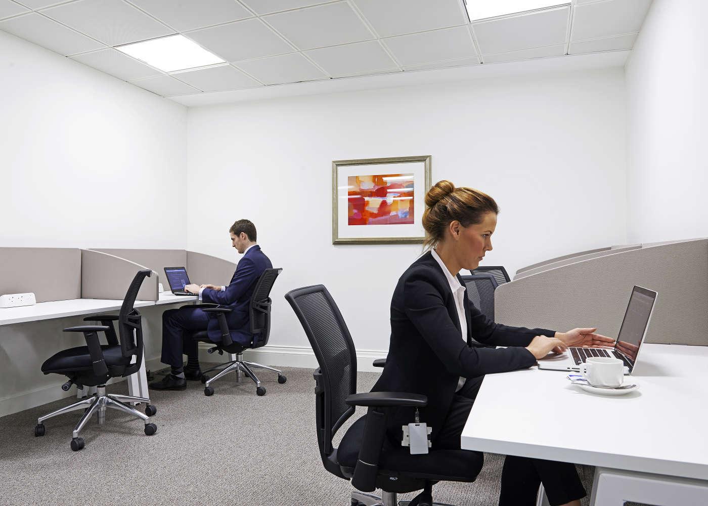 Serviced office London, EC3V 3DG - No. 1 Royal Exchange  - 1409080094