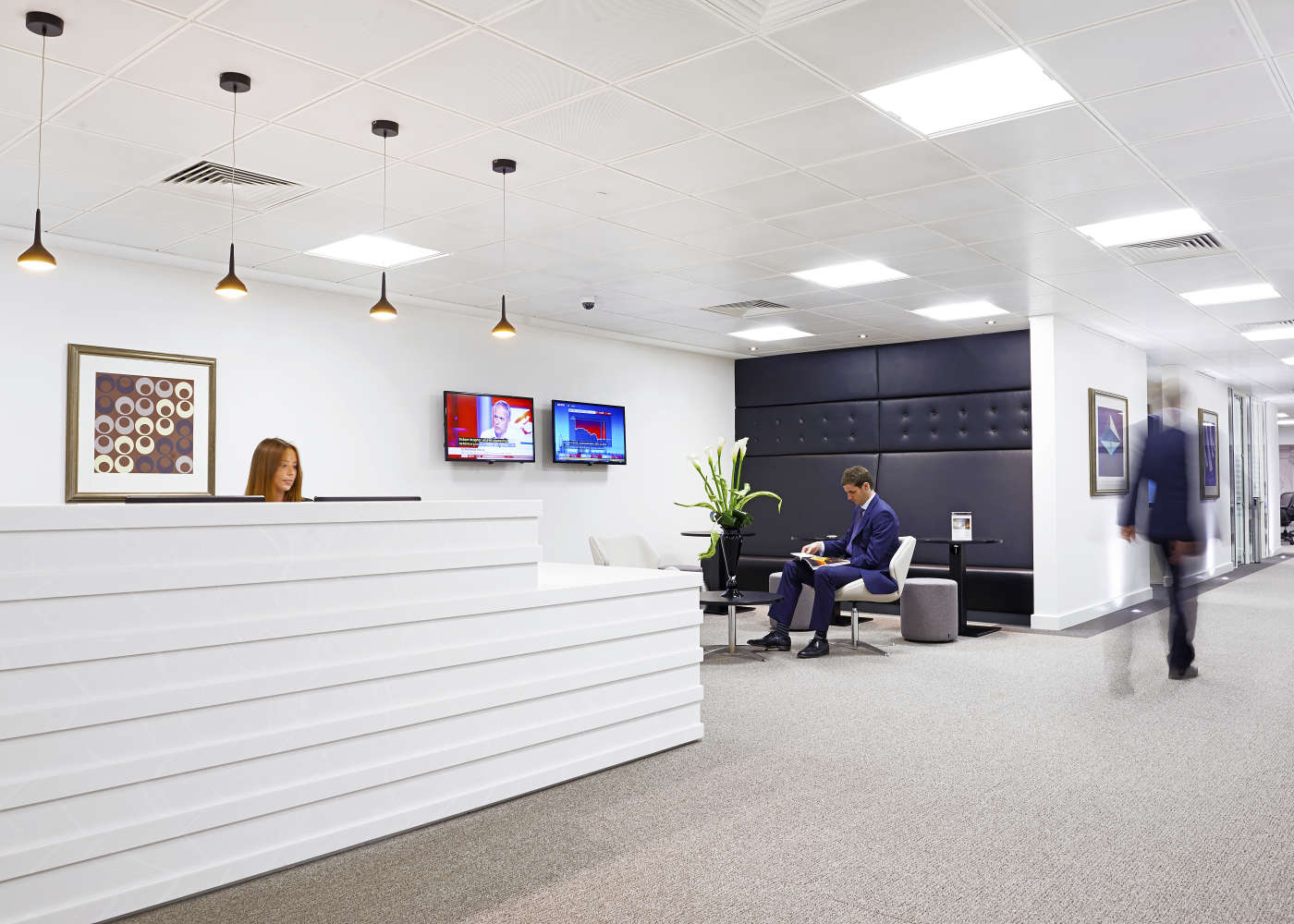 Serviced office London, EC3V 3DG - No. 1 Royal Exchange  - 1409080090