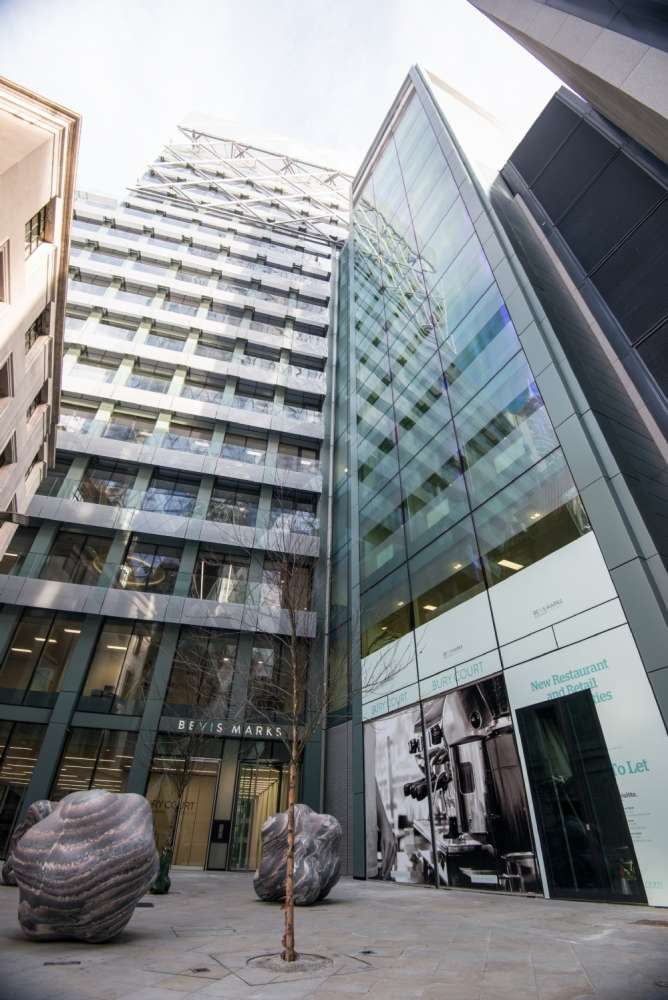 Serviced office London, EC3A 7HL - 6 Bevis Marks  - 871