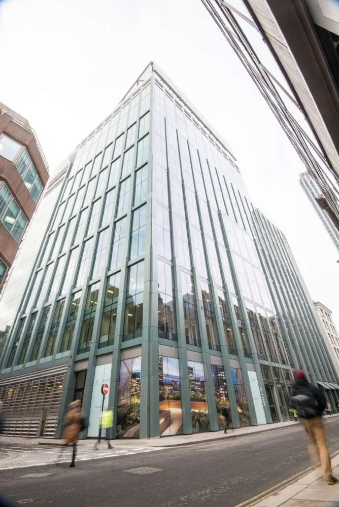Serviced office London, EC3A 7HL - 6 Bevis Marks  - 872