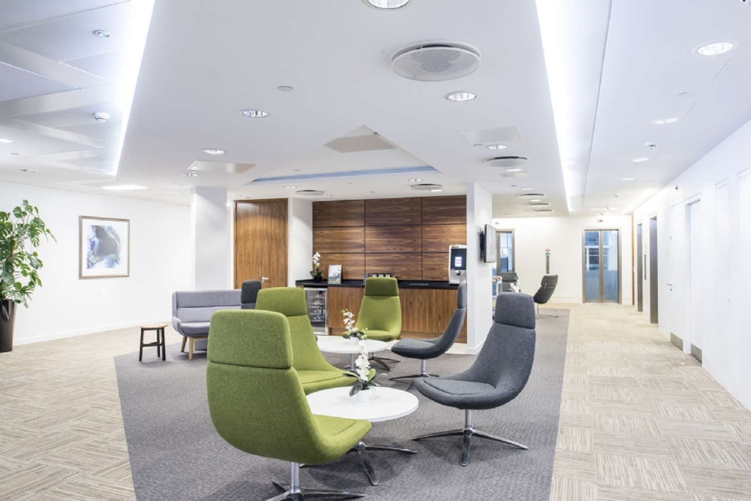 Serviced office London, EC4N 7BE - 75 King William Street - 1006