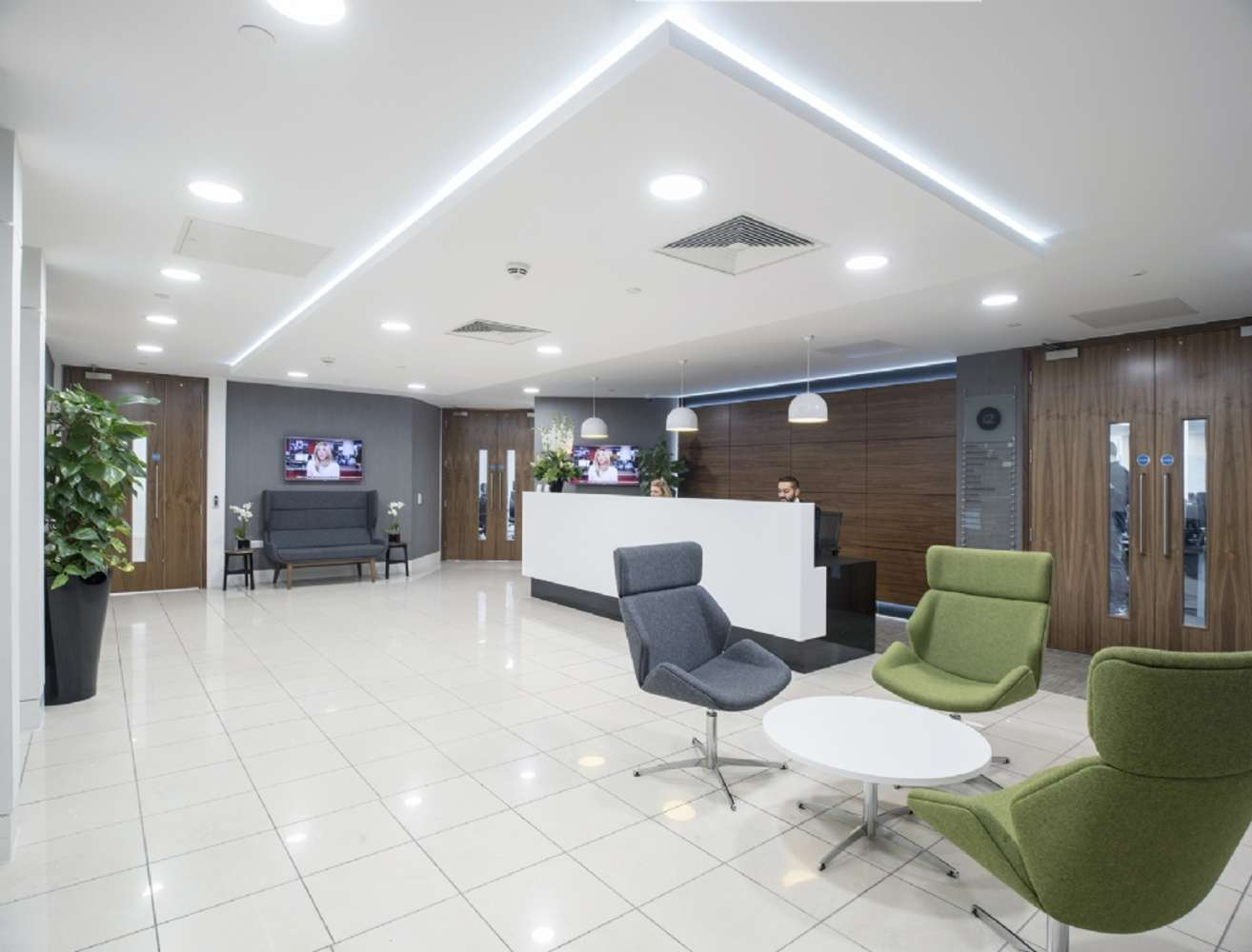 Serviced office London, EC4N 7BE - 75 King William Street - 1005