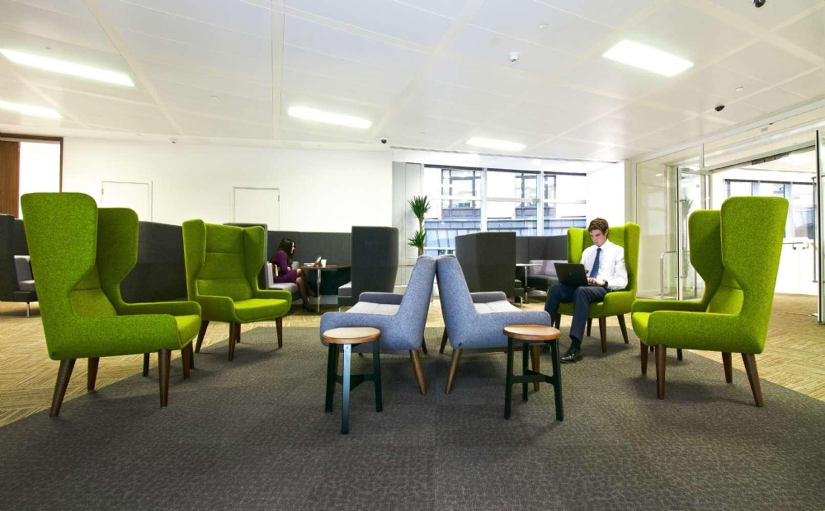 Serviced office London, EC2M 3XD - 99 Bishopsgate  - 658