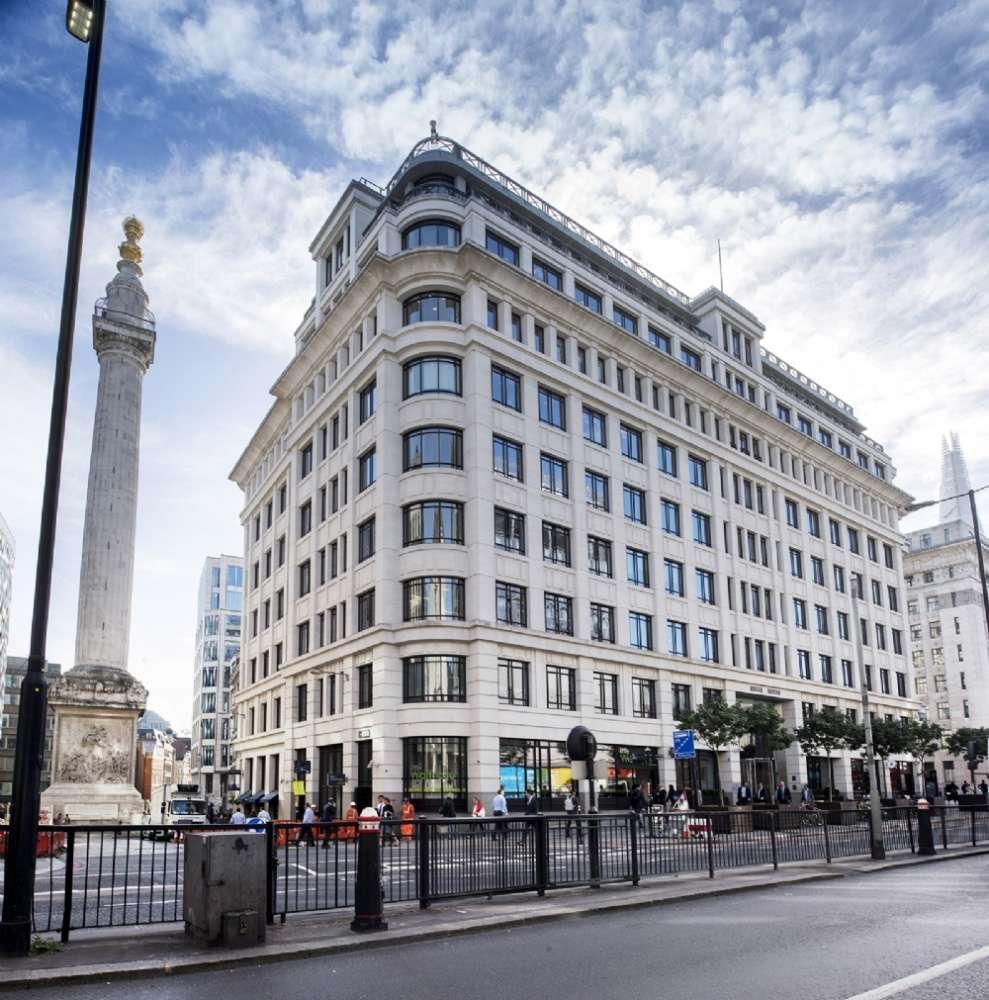 Serviced office London, EC4R 9AN - 45 King William Street  - 1013