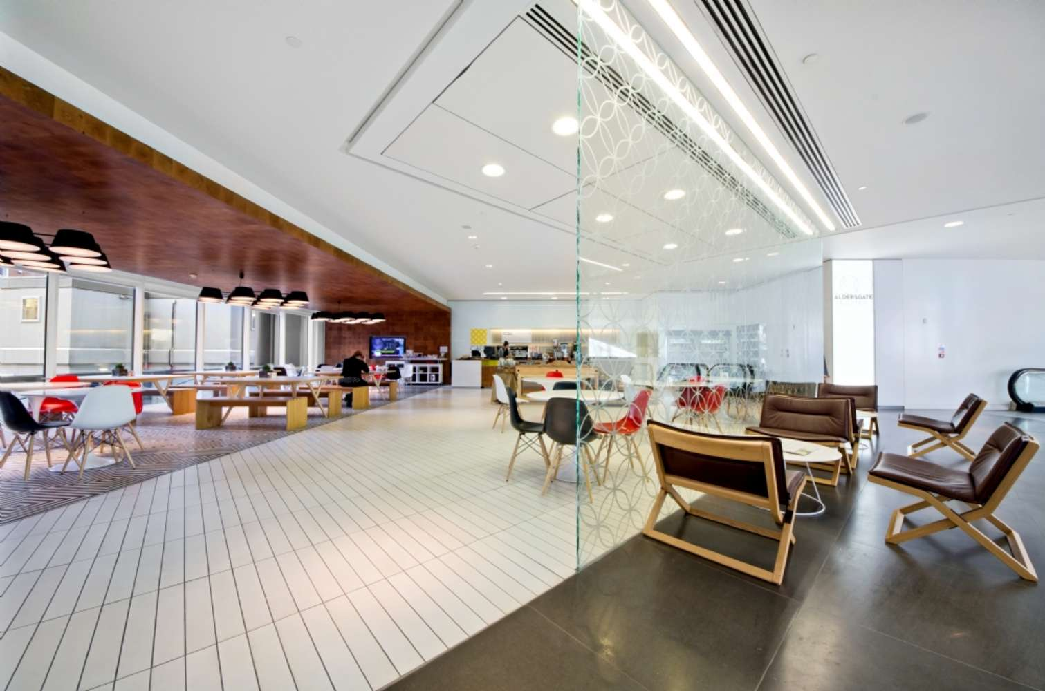 Serviced office London, EC1A 4HD - 200 Aldersgate Street  - 699