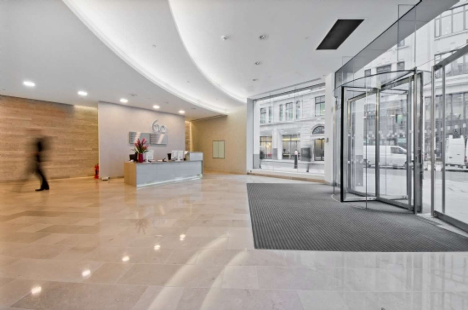 Serviced office London, EC2V 7BB - 60 Gresham Street - 349