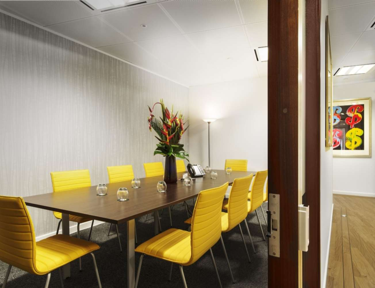 Serviced office London, EC2V 7BB - 60 Gresham Street - 982