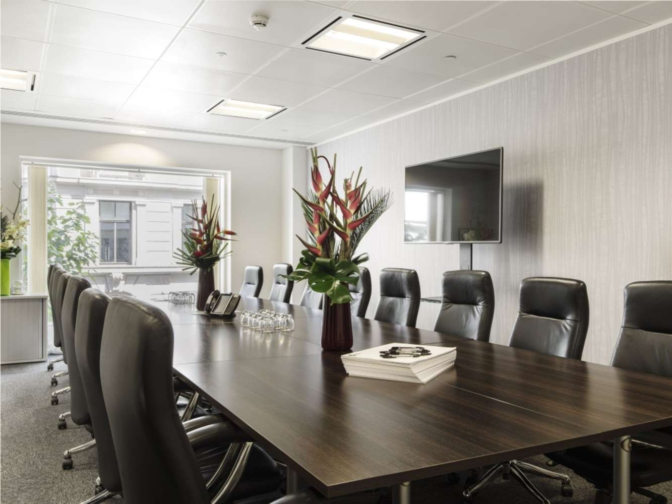 Serviced office London, EC2V 7BB - 60 Gresham Street - 983