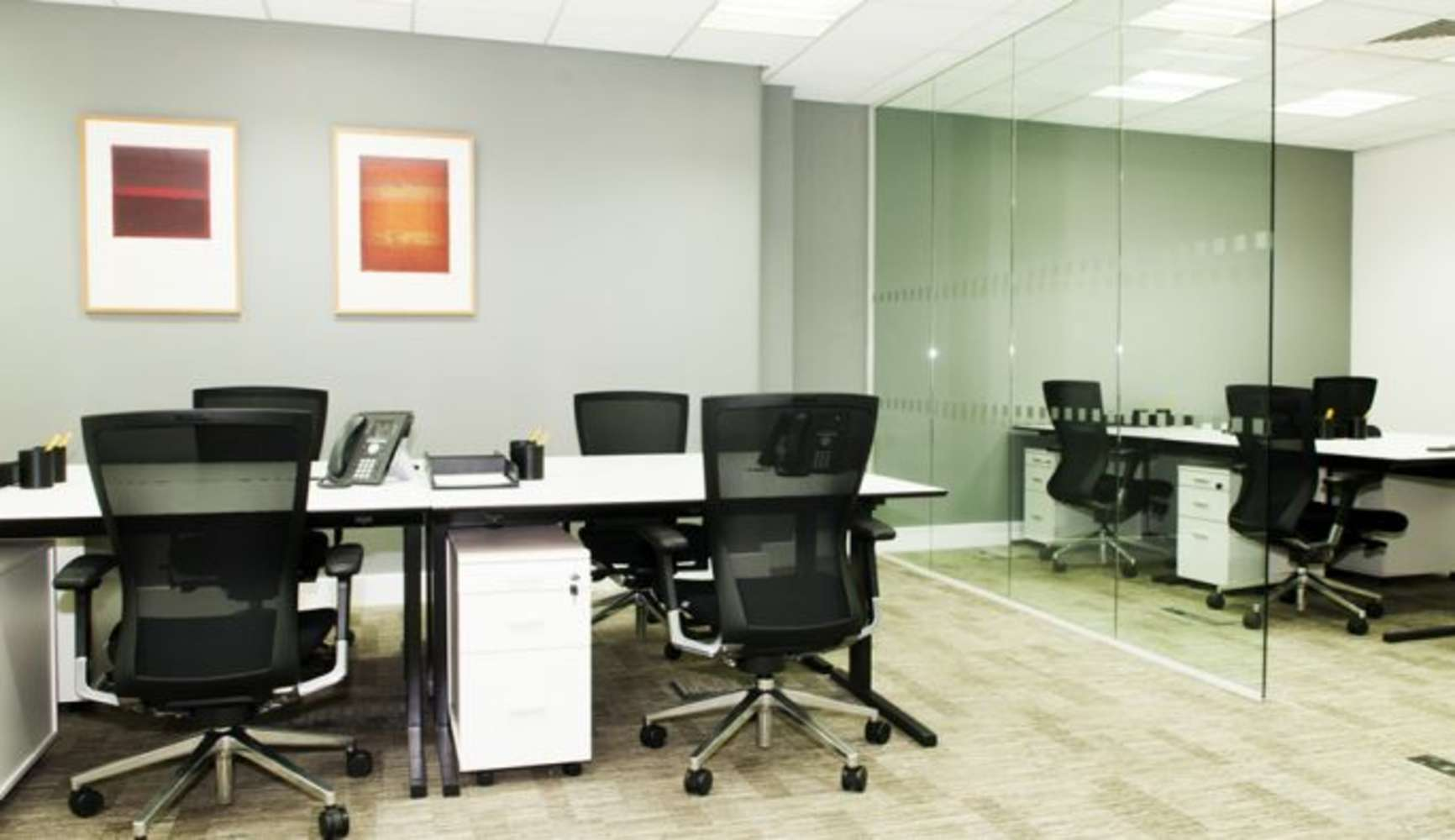 Serviced office London, EC3A 5AW - Holland House  - 1