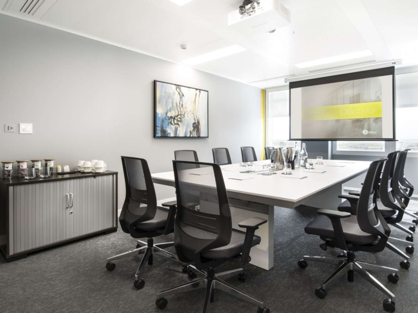Serviced office London, W1G 0PW - 33 Cavendish Square  - 964