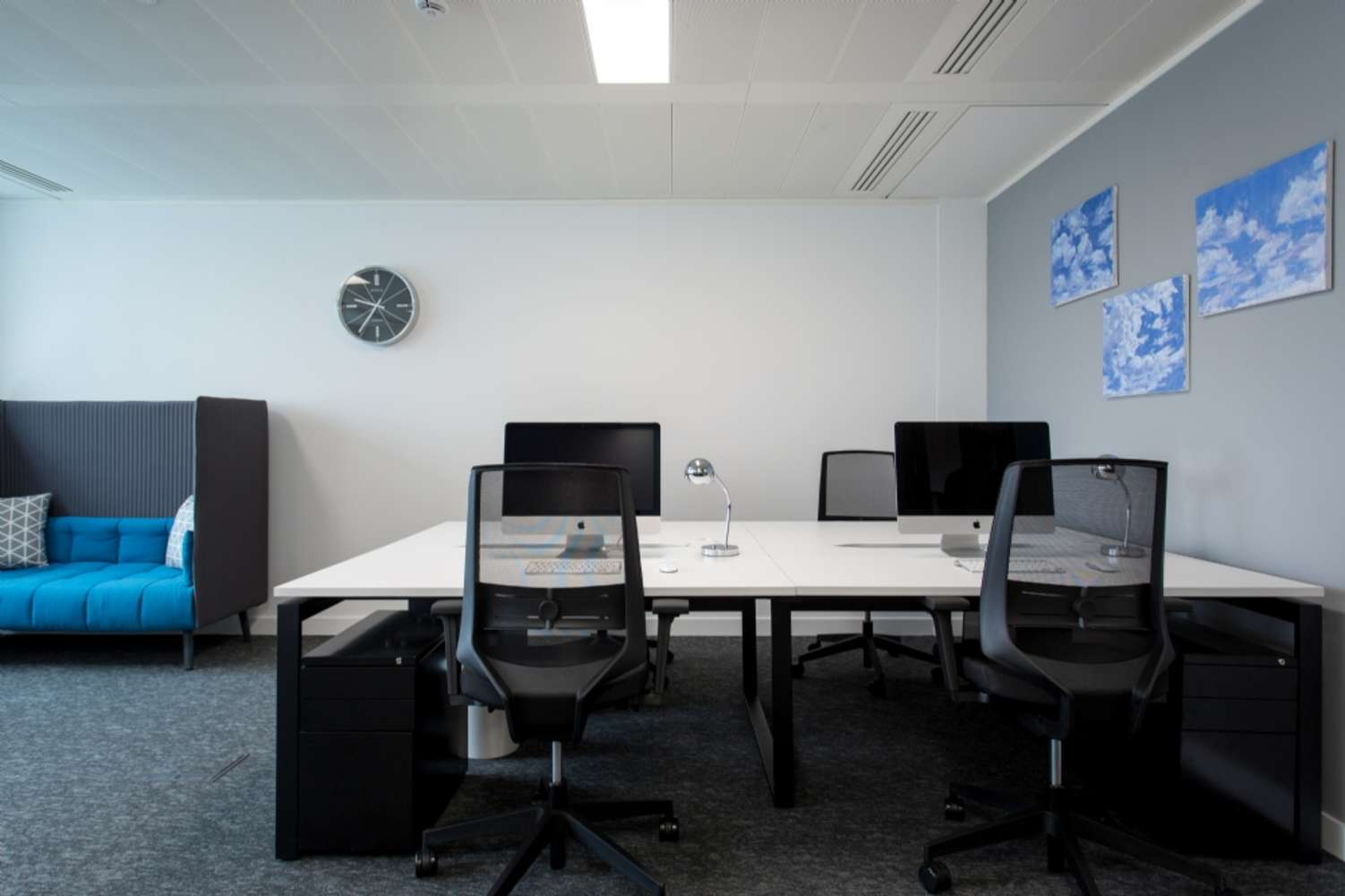 Serviced office London, W1G 0PW - 33 Cavendish Square  - 953