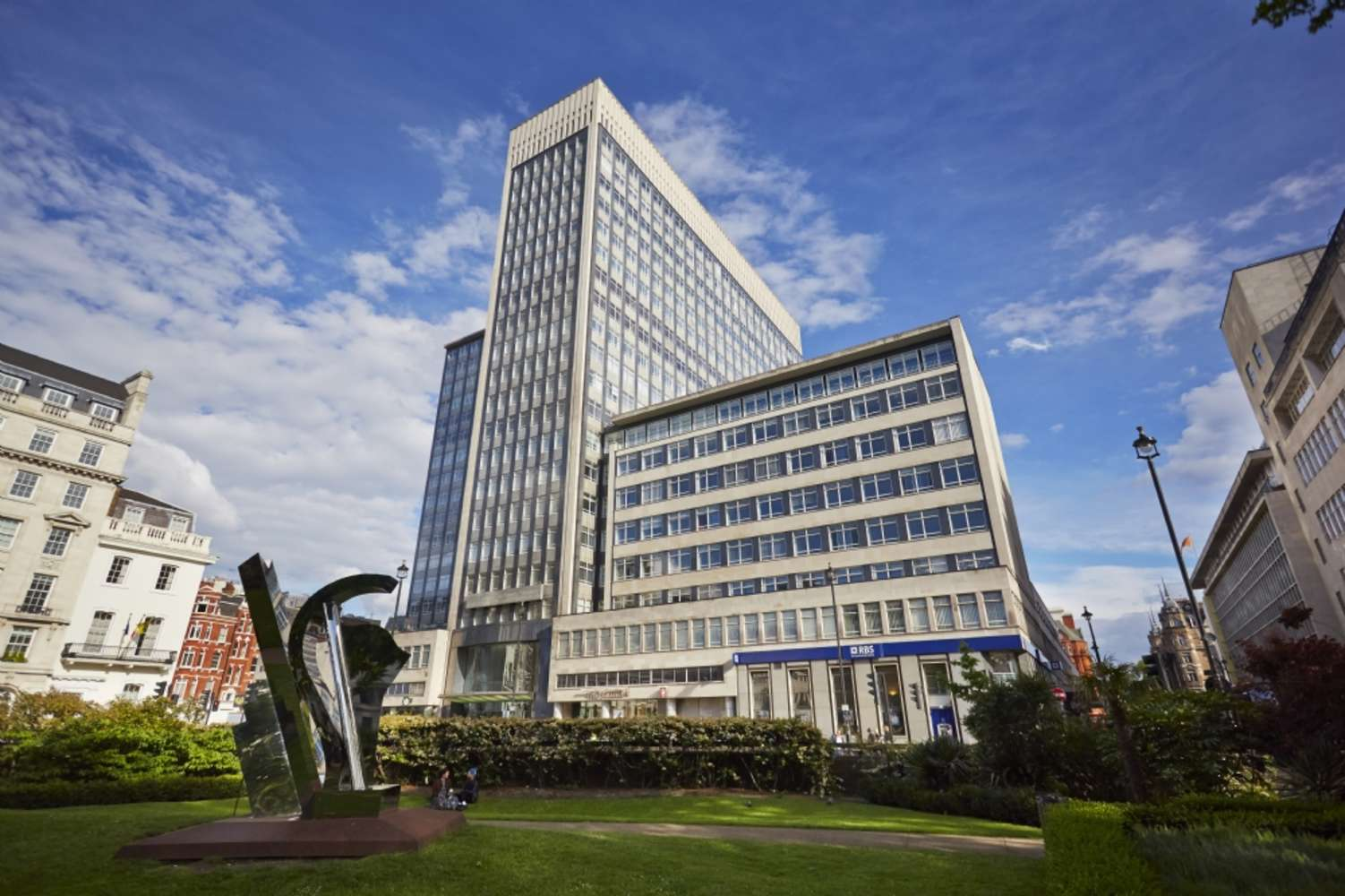 Serviced office London, W1G 0PW - 33 Cavendish Square  - 923