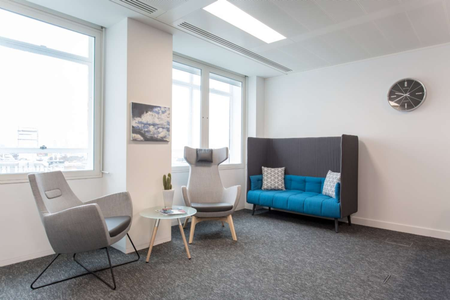 Serviced office London, W1G 0PW - 33 Cavendish Square  - 954