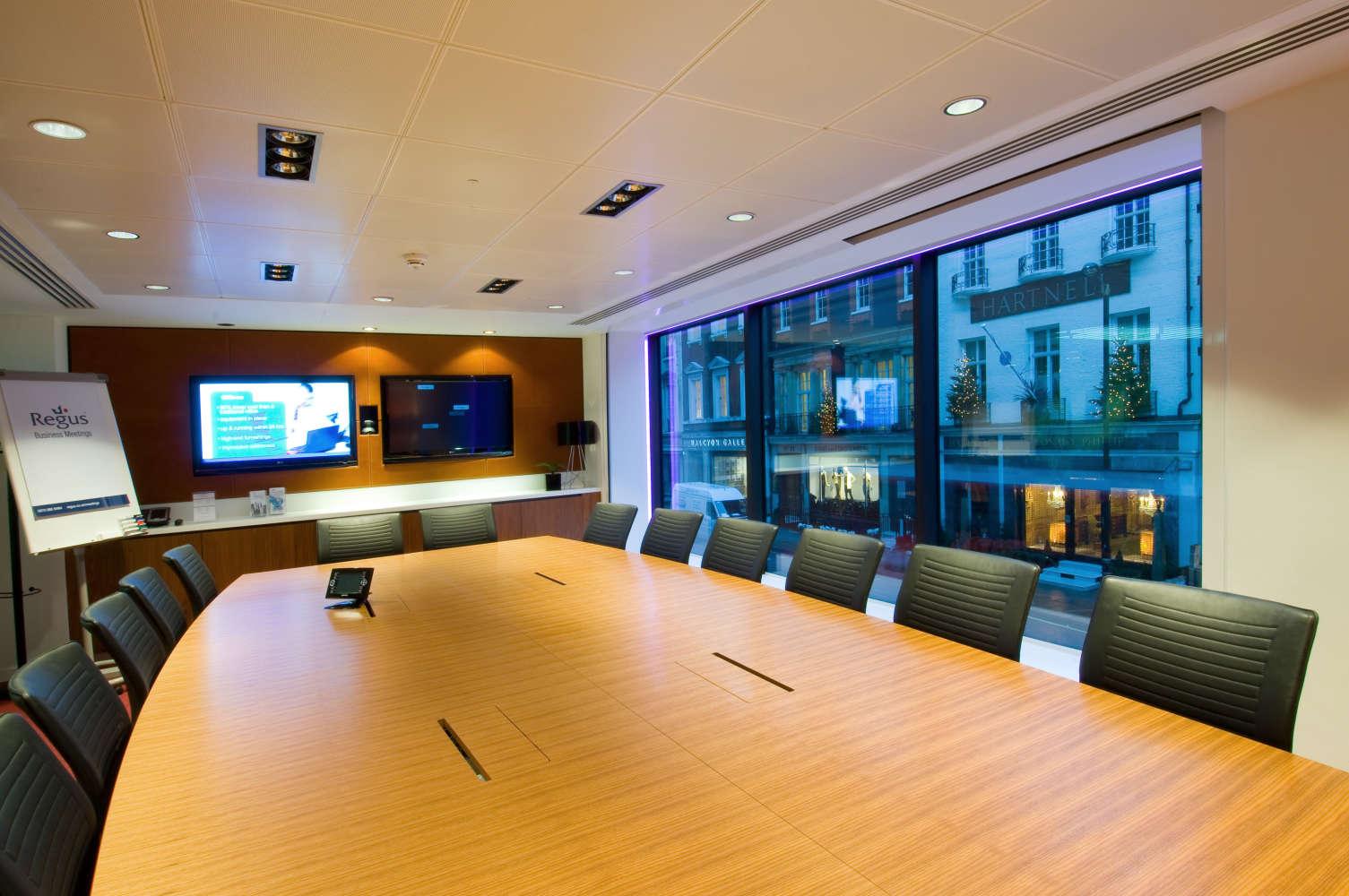 Serviced office London, W1J 6BD - Berkeley Square House - 2118