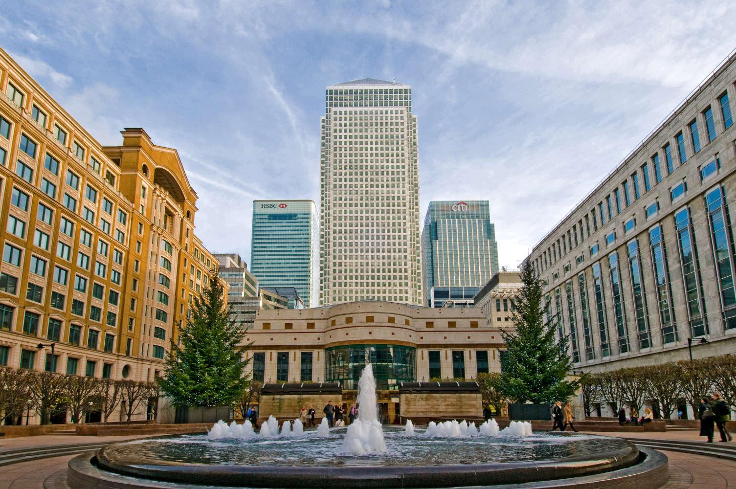 Serviced office London, E14 5DY - 1 Canada Square  - 29