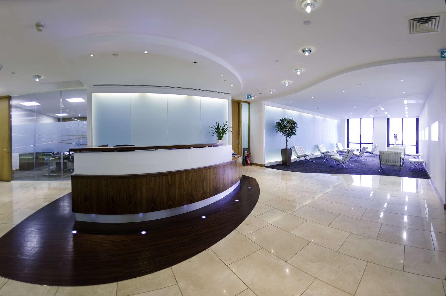 Serviced office London, E14 5DY - 1 Canada Square  - 37
