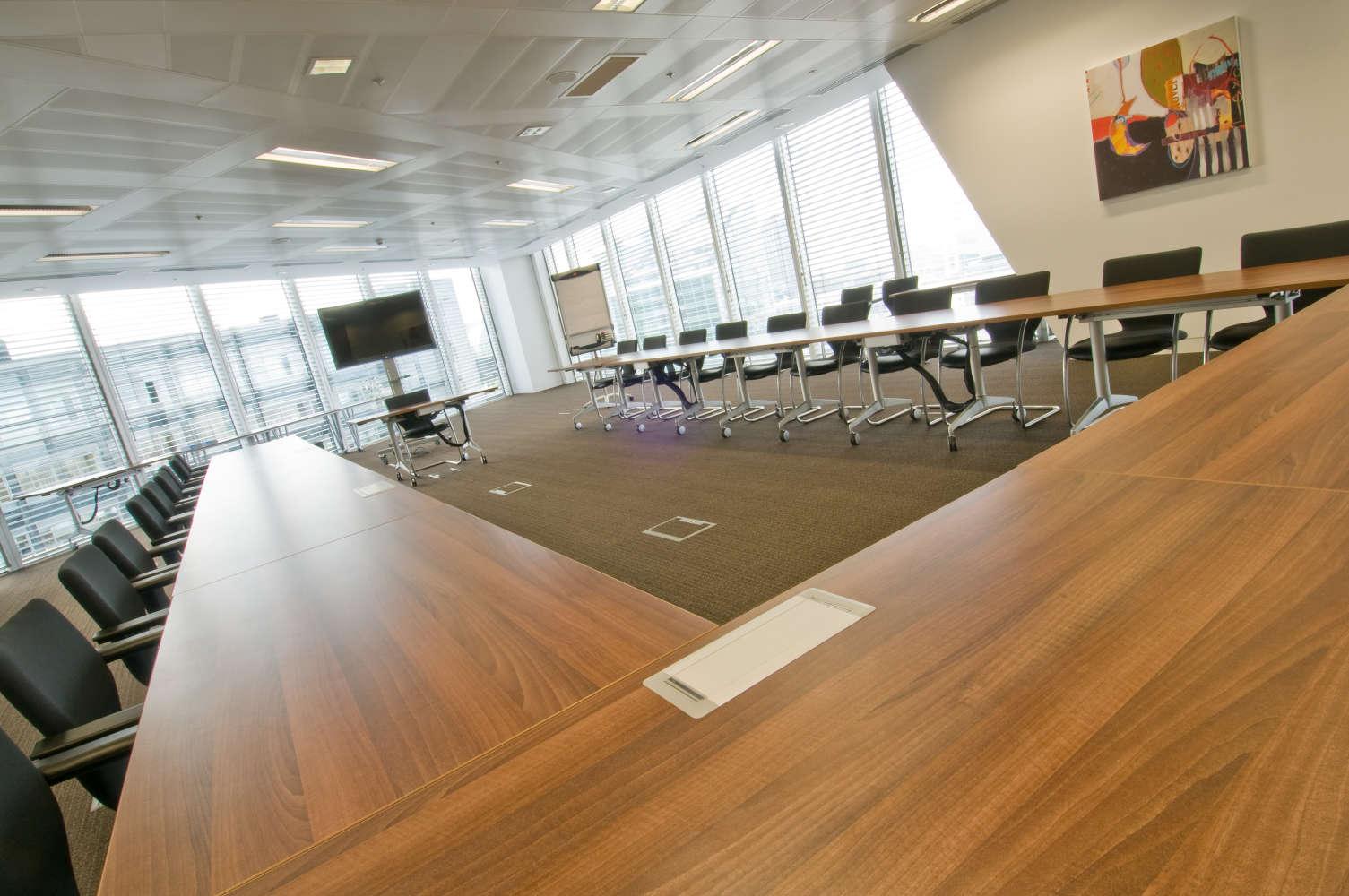 Serviced office London, EC2A 2EW - The Broadgate Tower  - 2291