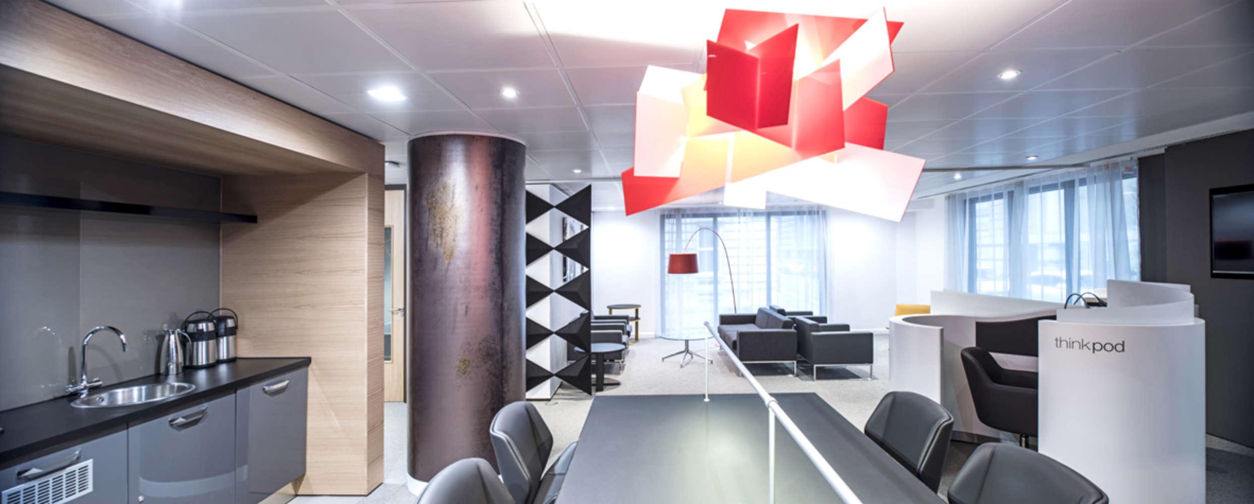 Serviced office London, EC4Y 0AB - Tallis House  - 063