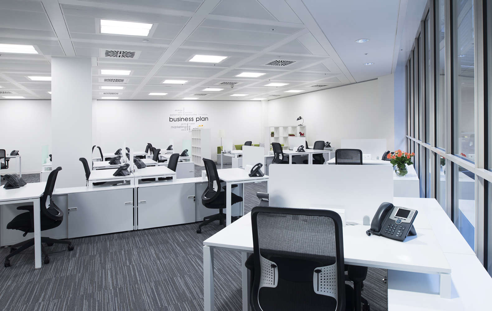 Serviced office London, EC2M 2QS - 1-2 Broadgate  - 002
