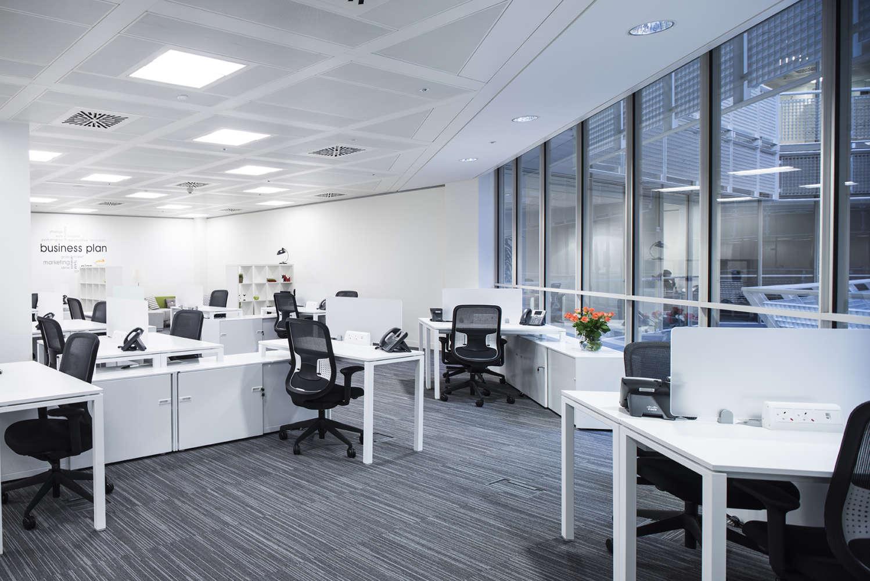 Serviced office London, EC2M 2QS - 1-2 Broadgate  - 004