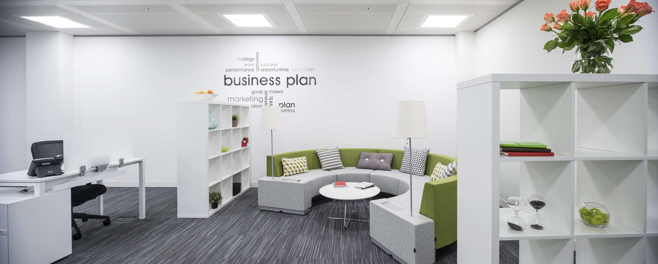 Serviced office London, EC2M 2QS - 1-2 Broadgate  - 009