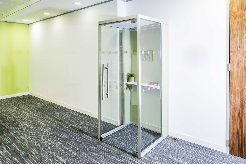 Serviced office London, EC2M 2QS - 1-2 Broadgate  - 013