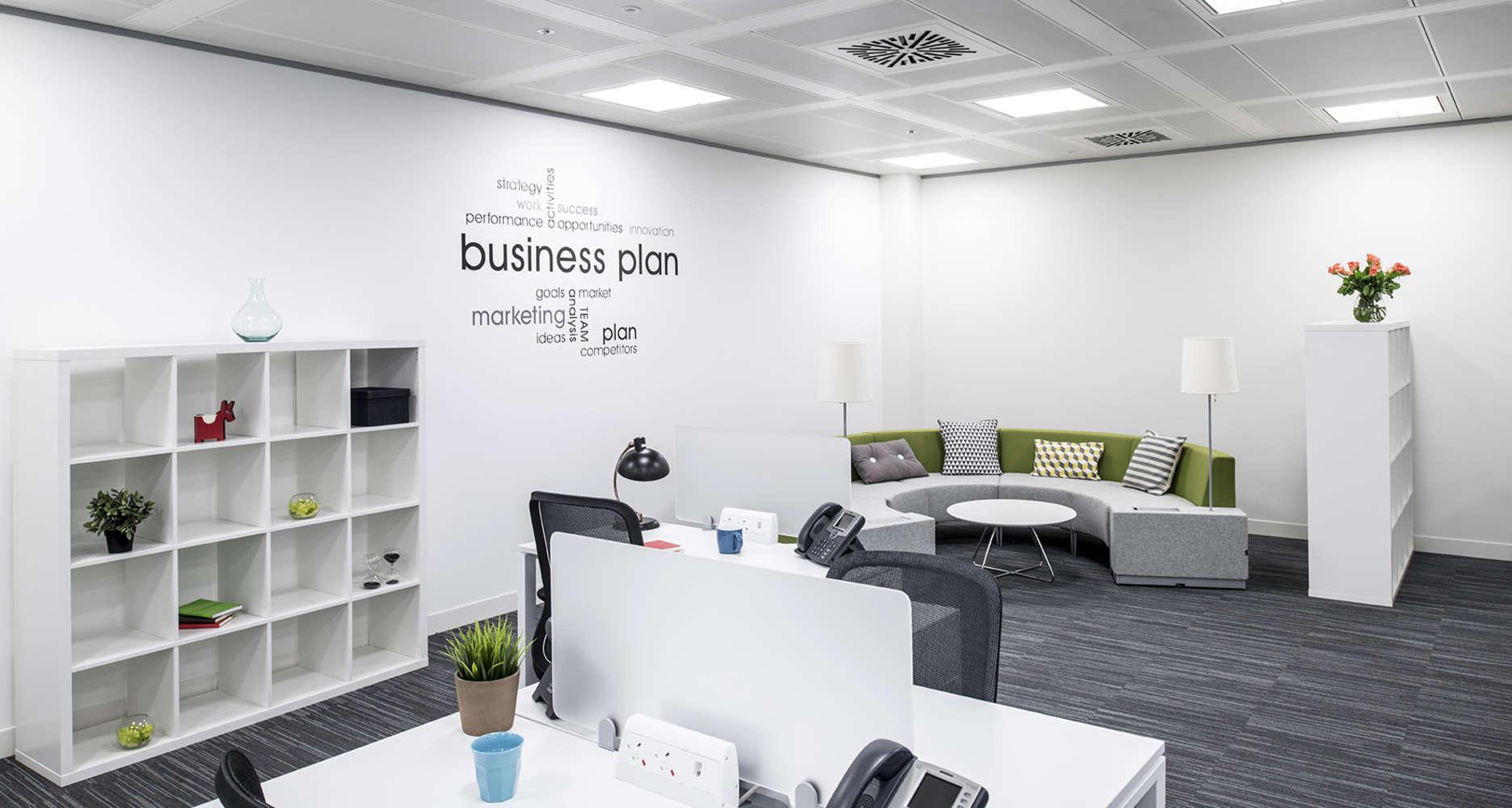 Serviced office London, EC2M 2QS - 1-2 Broadgate  - 016