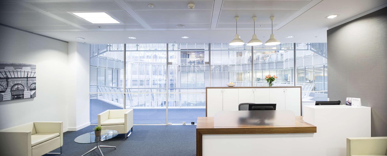 Serviced office London, EC2M 2QS - 1-2 Broadgate  - 022