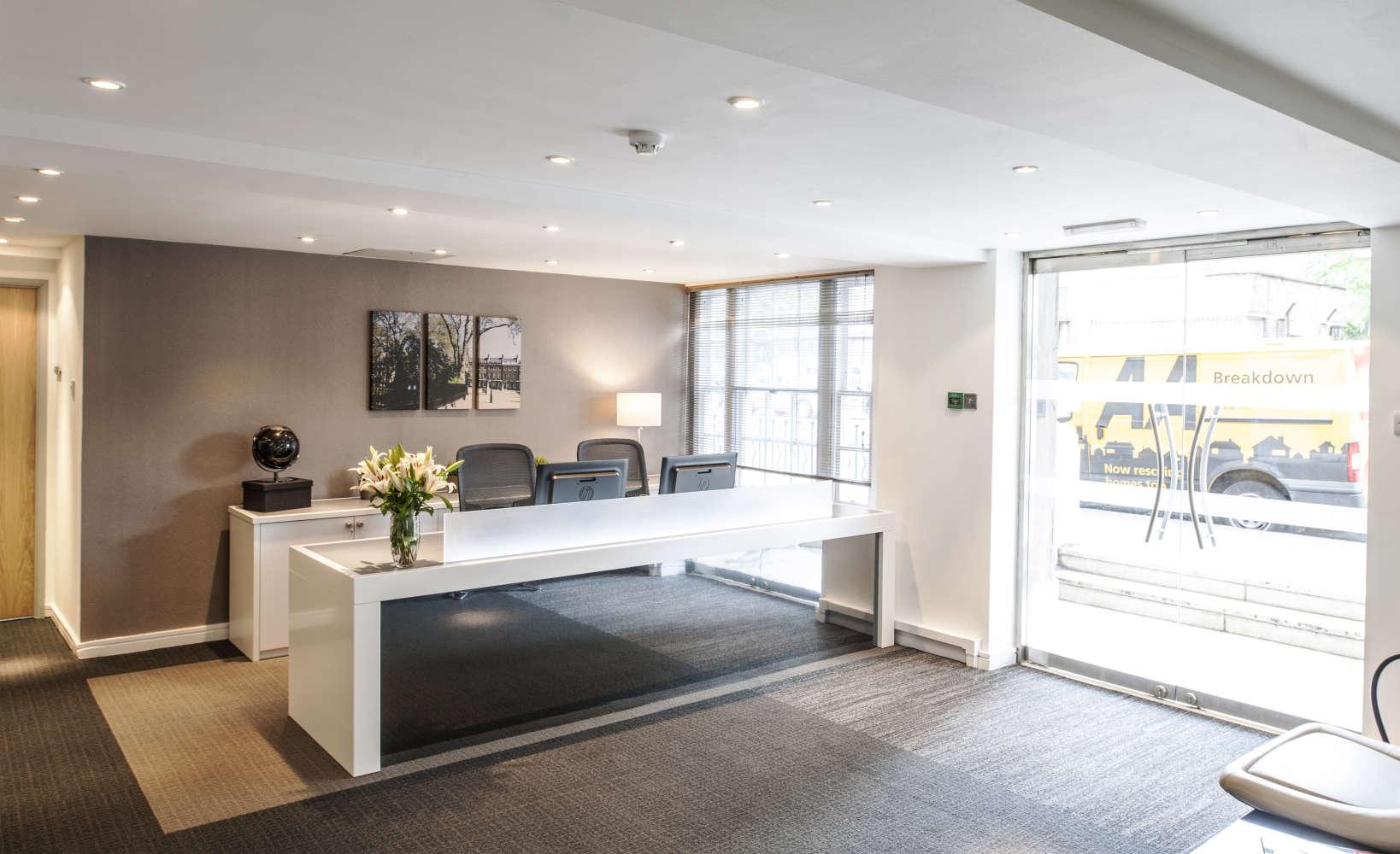 Serviced office London, W2 2UT - 1 Burwood Place  - 160